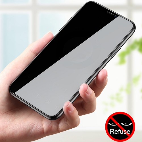 Anti-spy full glue privacy glass screen protector