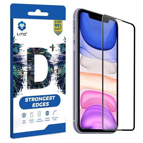 9H Hardness Glass Screen Protector For Iphone 11